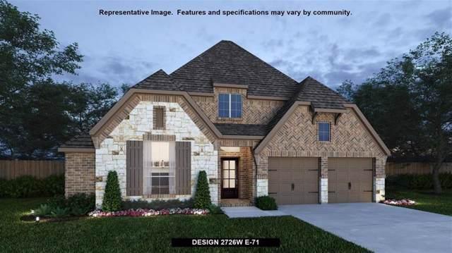 4013 Palomino Road, Aubrey, TX 76227 (MLS #14265466) :: Maegan Brest | Keller Williams Realty