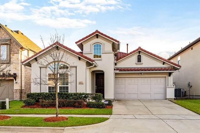 8817 Stenson Street, Mckinney, TX 75070 (MLS #14265479) :: The Good Home Team