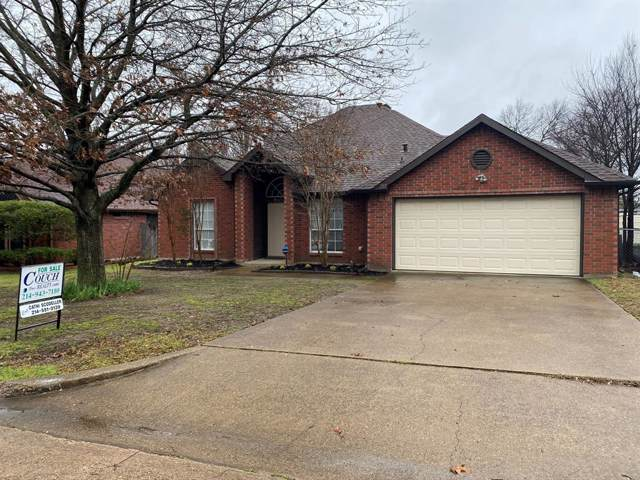 207 Windmill Ridge Drive, Rockwall, TX 75032 (MLS #14265481) :: Hargrove Realty Group