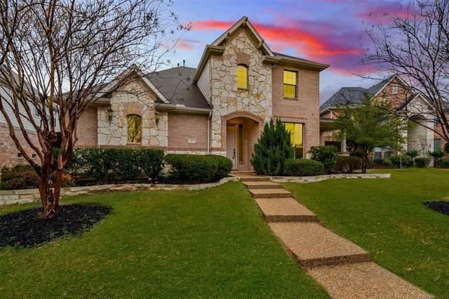 8004 Winscott Drive, Plano, TX 75024 (MLS #14265489) :: Maegan Brest | Keller Williams Realty