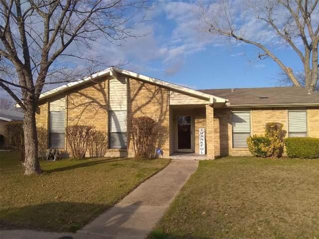 11735 Kilkirk Lane, Dallas, TX 75228 (MLS #14265498) :: The Kimberly Davis Group