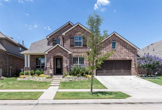 1412 5th Street, Argyle, TX 76226 (MLS #14265499) :: Justin Bassett Realty