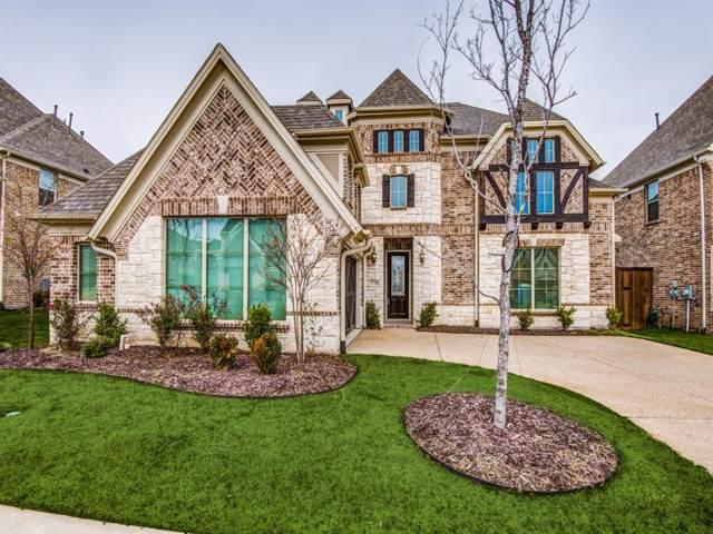 3709 Ladybank, The Colony, TX 75056 (MLS #14265511) :: The Kimberly Davis Group
