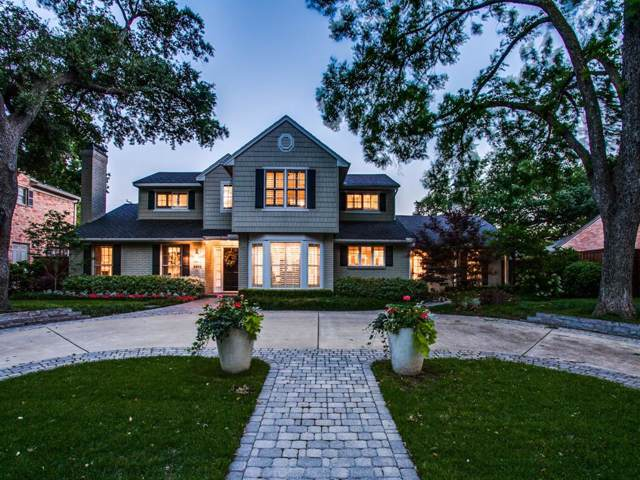 4665 Beverly Drive, Highland Park, TX 75209 (MLS #14265528) :: The Kimberly Davis Group