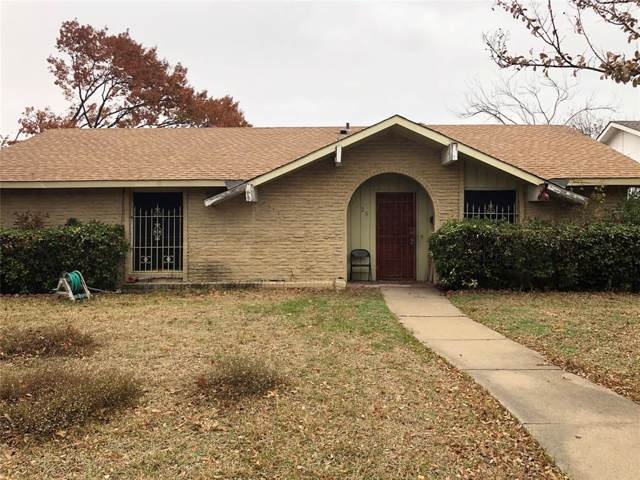 3029 Kinkaid Drive, Dallas, TX 75220 (MLS #14265550) :: All Cities Realty
