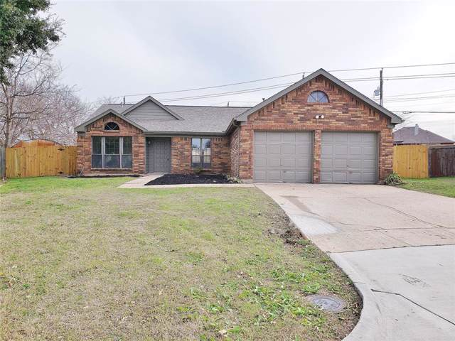 2301 Kildeer Trail, Grand Prairie, TX 75052 (MLS #14265557) :: The Heyl Group at Keller Williams