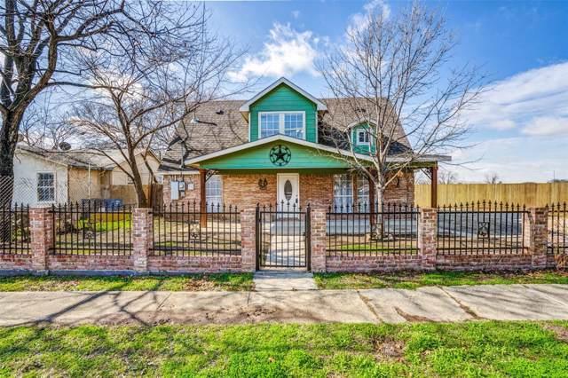 4023 Palacios Avenue, Dallas, TX 75212 (MLS #14265584) :: Hargrove Realty Group