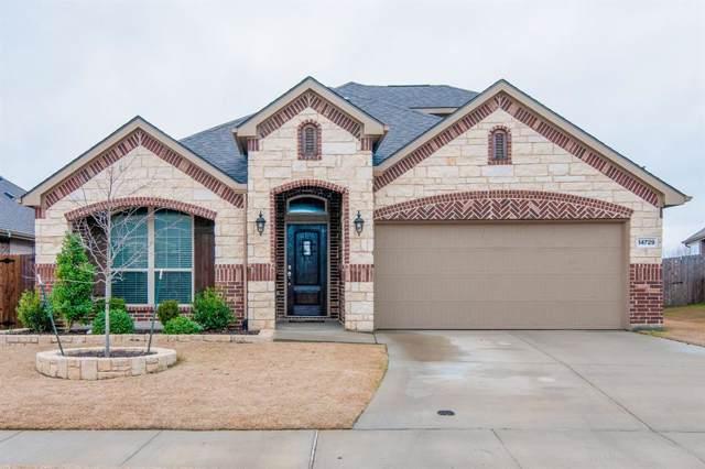 14729 San Madrid Trail, Fort Worth, TX 76052 (MLS #14265618) :: Century 21 Judge Fite Company