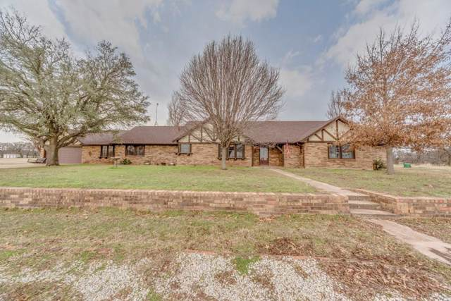 404 Willow Creek Lane, Springtown, TX 76082 (MLS #14265620) :: Trinity Premier Properties