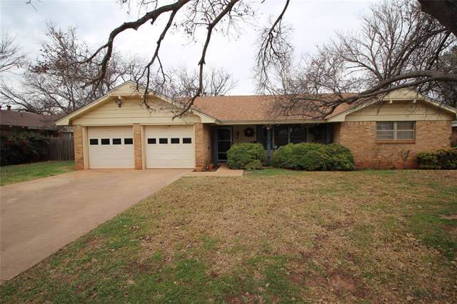 3584 State Street, Abilene, TX 79603 (MLS #14265626) :: The Kimberly Davis Group