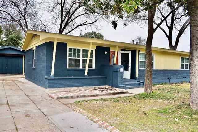 2211 Illinois Avenue E, Dallas, TX 75071 (MLS #14265632) :: Vibrant Real Estate