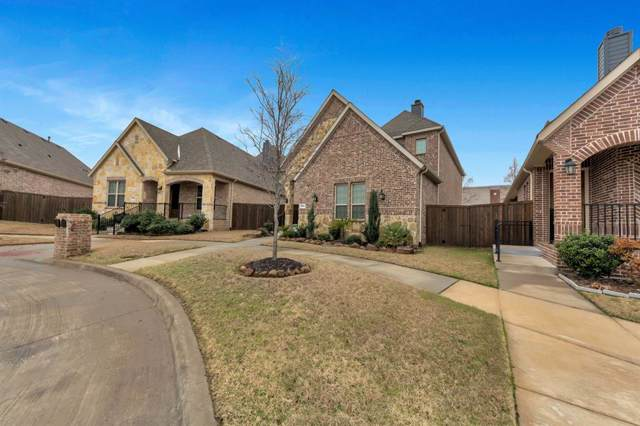 8621 Ludlow Drive, Frisco, TX 75036 (MLS #14265668) :: Maegan Brest | Keller Williams Realty