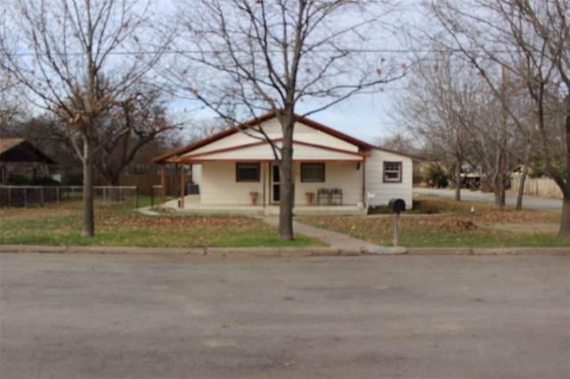1500 Llano Street, Coleman, TX 76834 (MLS #14265685) :: The Good Home Team