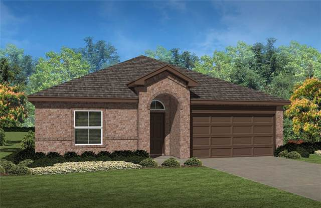 828 Meadow Scape Drive, Fort Worth, TX 76028 (MLS #14265694) :: Van Poole Properties Group