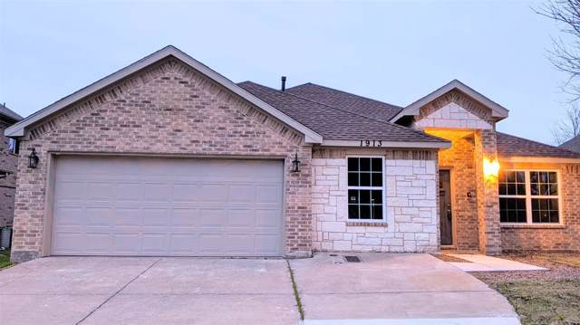 1913 High Meadow Street, Glenn Heights, TX 75154 (MLS #14265696) :: Tenesha Lusk Realty Group