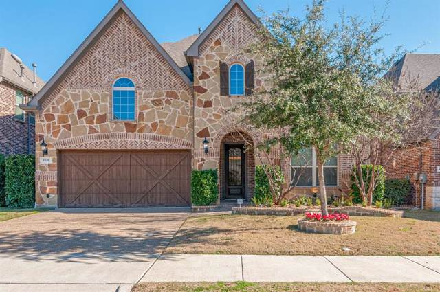 2826 Exeter Drive, Trophy Club, TX 76262 (MLS #14265704) :: Justin Bassett Realty