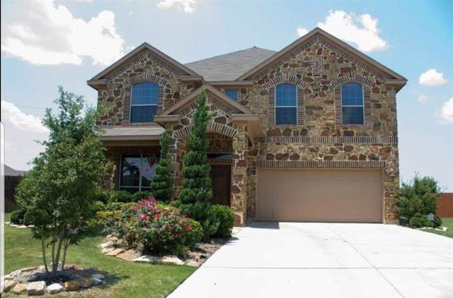 8200 Boulder Canyon Trail, Fort Worth, TX 76123 (MLS #14265712) :: Van Poole Properties Group