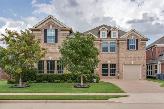 15020 Seventeen Lakes Boulevard, Fort Worth, TX 76262 (MLS #14265726) :: NewHomePrograms.com LLC