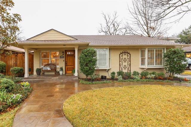 9640 Liptonshire Drive, Dallas, TX 75238 (MLS #14265756) :: Hargrove Realty Group
