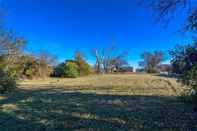 703 E South Loop, Stephenville, TX 76401 (MLS #14265763) :: Real Estate By Design