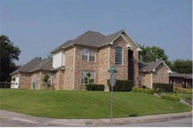 2436 Briarcliff Drive, Irving, TX 75062 (MLS #14265769) :: NewHomePrograms.com LLC