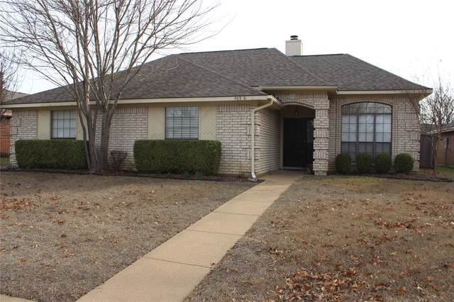 409 Nandina Drive, Allen, TX 75002 (MLS #14265779) :: HergGroup Dallas-Fort Worth