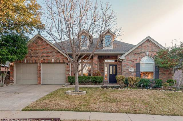 7054 Buena Vista Drive, Fort Worth, TX 76137 (MLS #14265784) :: The Kimberly Davis Group