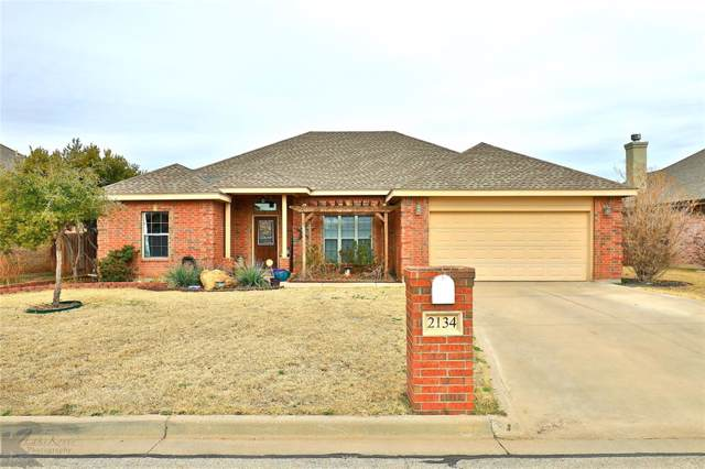 2134 Continental Avenue, Abilene, TX 79601 (MLS #14265798) :: The Chad Smith Team