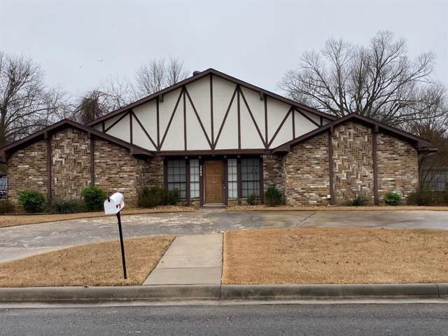 3920 Shannon Drive, Paris, TX 75462 (MLS #14265804) :: Hargrove Realty Group