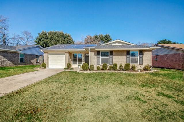 605 Fairview Drive, Richardson, TX 75081 (MLS #14265817) :: The Kimberly Davis Group
