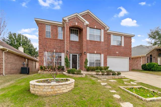 4474 Prairie Lane, Grand Prairie, TX 75052 (MLS #14265818) :: The Tierny Jordan Network