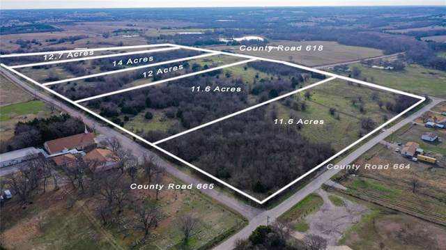 TBD County Road 665, Farmersville, TX 75442 (MLS #14265821) :: NewHomePrograms.com LLC