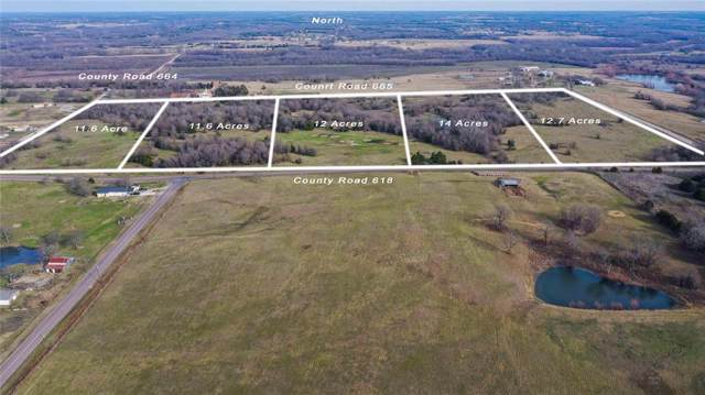 TBD County Road 618, Farmersville, TX 75442 (MLS #14265823) :: NewHomePrograms.com LLC