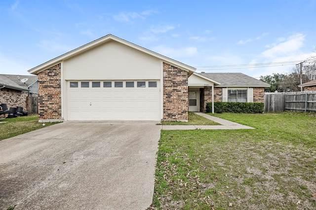 7501 Janetta Drive, North Richland Hills, TX 76180 (MLS #14265869) :: Tenesha Lusk Realty Group