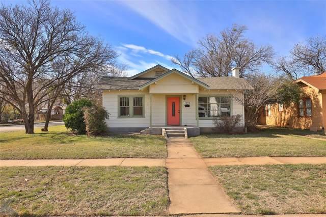 1290 Palm Street, Abilene, TX 79602 (MLS #14265872) :: Robbins Real Estate Group