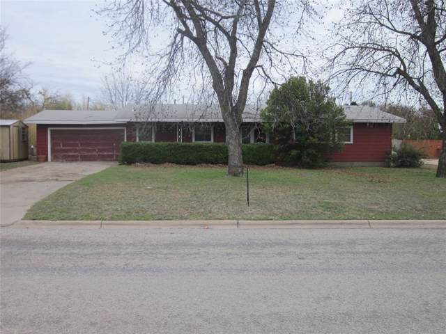 933 Cherry Street, Baird, TX 79504 (MLS #14265873) :: NewHomePrograms.com LLC