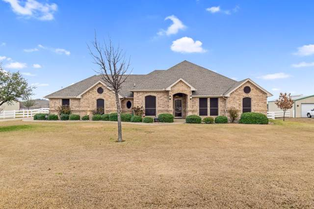 11125 Dove Valley Trail, Haslet, TX 76052 (MLS #14265883) :: The Chad Smith Team