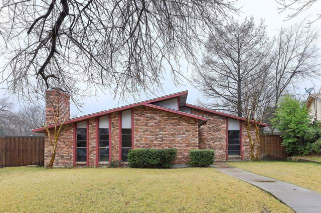 3409 Knoll Point Drive, Garland, TX 75043 (MLS #14265905) :: The Kimberly Davis Group