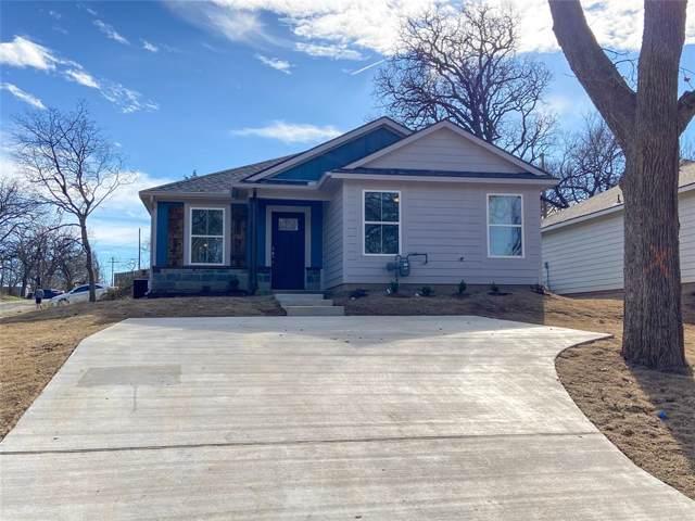 430 E Shepherd Street E, Denison, TX 75021 (MLS #14265912) :: RE/MAX Pinnacle Group REALTORS