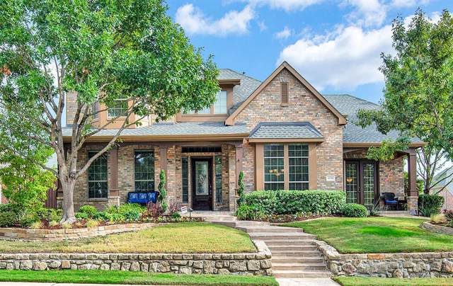 6528 Shady Point Drive, Plano, TX 75024 (MLS #14265942) :: Baldree Home Team