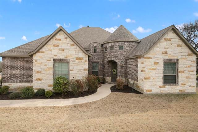 1001 Hilltop Drive, Lavon, TX 75166 (MLS #14266000) :: The Chad Smith Team
