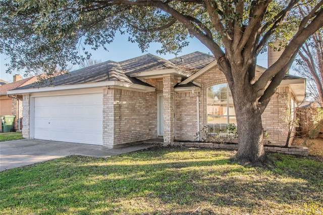 5725 Sterling Green Trail, Arlington, TX 76017 (MLS #14266005) :: The Mauelshagen Group