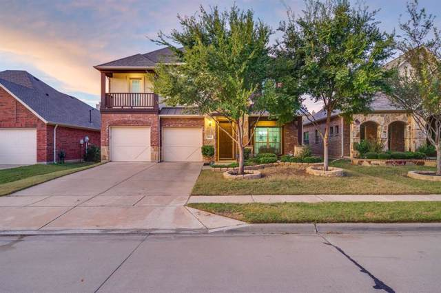 2621 Frances Lane, Little Elm, TX 75068 (MLS #14266009) :: Team Tiller