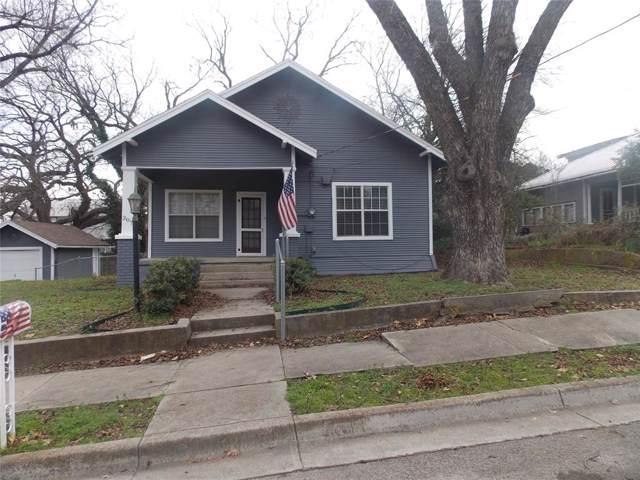 307 W Bridge Street, Weatherford, TX 76086 (MLS #14266018) :: All Cities Realty