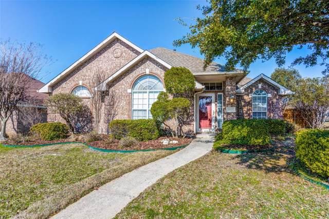 9922 Laurel Lane, Frisco, TX 75035 (MLS #14266033) :: Van Poole Properties Group