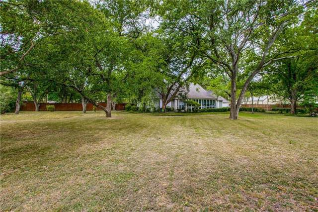 6721 Inwood Road, Dallas, TX 75209 (MLS #14266043) :: The Mitchell Group