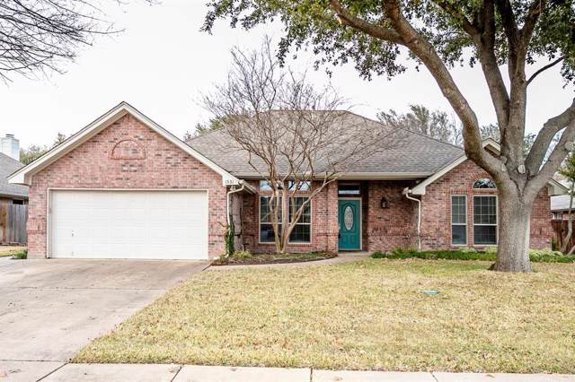 1531 Wayside Drive, Keller, TX 76248 (MLS #14266044) :: The Chad Smith Team