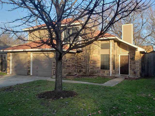 2430 Sutton Drive, Arlington, TX 76018 (MLS #14266062) :: All Cities Realty