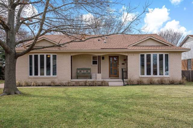 2415 Pinebluff Drive, Dallas, TX 75228 (MLS #14266073) :: The Real Estate Station