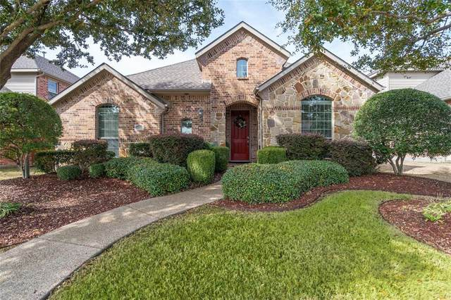 12173 Bethel Drive, Frisco, TX 75033 (MLS #14266085) :: The Good Home Team